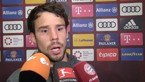 "Watch: Bernat: ""We made our fans happy"""