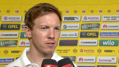 "Watch: Nagelsmann: ""It hurts"""