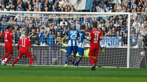 Watch: Hertha 1-4 Leipzig - highlights