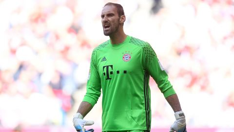 Loyal Starke ready to serve in Bayern's watch