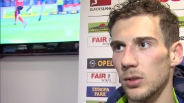 "Watch: Goretzka: ""We didn't deserve it"""