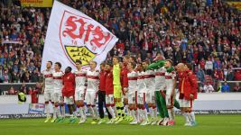 Stuttgart: Welcome back to the Bundesliga!