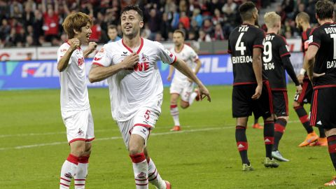 Watch: Rhine derby classic: Leverkusen 1-2 Cologne