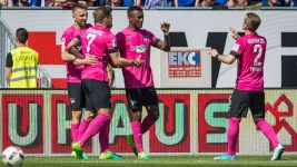 Hertha strengthen grip on fifth with Darmstadt win