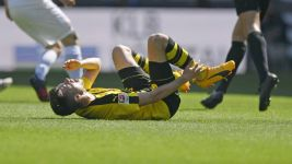 Julian Weigl suffers ankle fracture