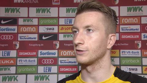 "Watch: Reus: ""We lacked something up front"""