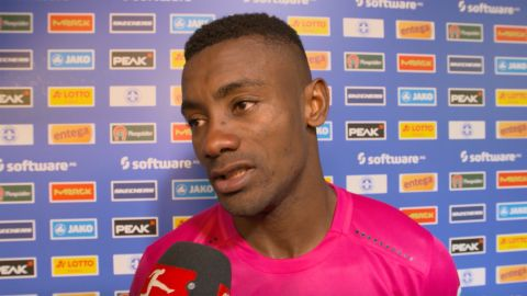 "Watch: Kalou: ""A good feeling to score again"""