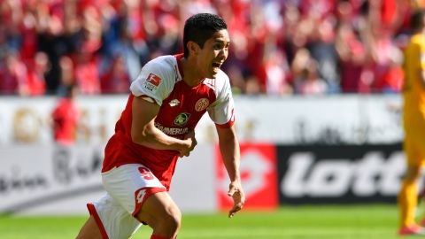 Watch: Mainz 4-2 Frankfurt - highlights