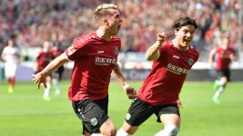 Hannover beat Stuttgart - as it happened!