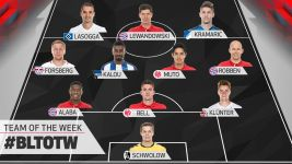 Watch: Matchday 33 Team of the Week