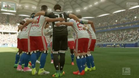 Watch: EA Sports predicts Hamburg vs. Wolfsburg