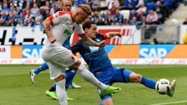 Hoffenheim fourth and Augsburg safe