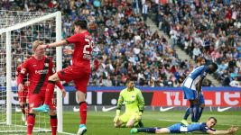 Watch: Hertha 2-6 Leverkusen - highlights