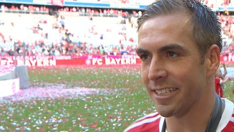 "Watch: Lahm: ""So many great memories"""