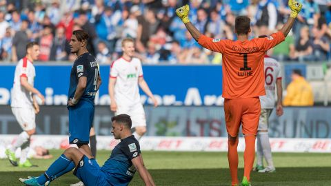 Watch: Hoffenheim 0-0 Augsburg - highlights