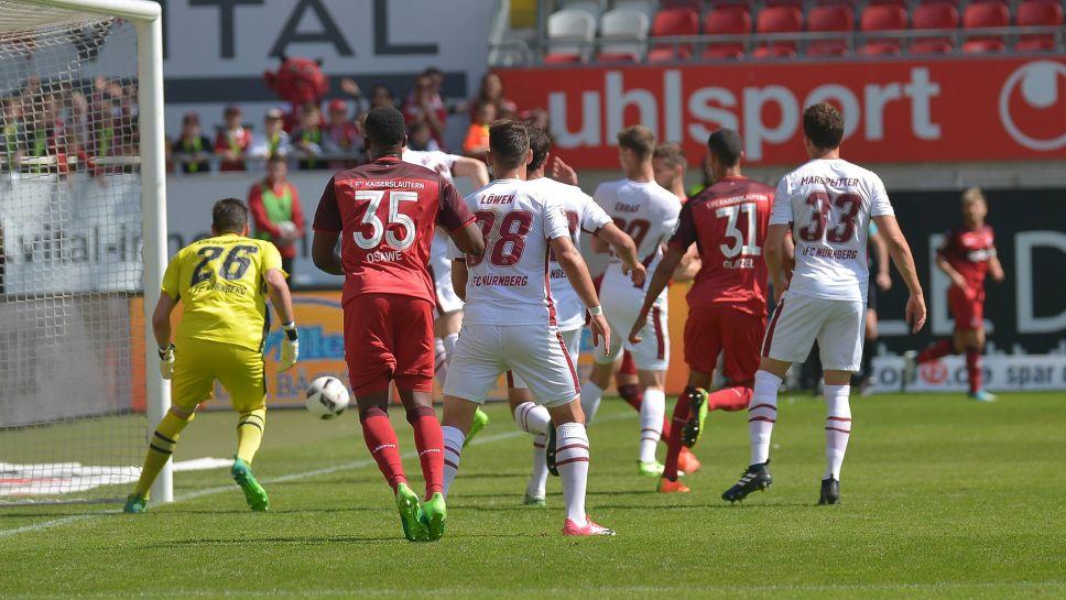 Nürnberg Gegen Kaiserslautern