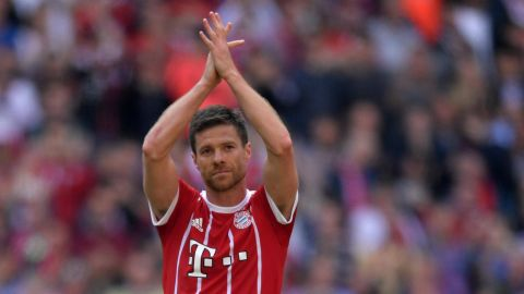 "Alonso: ""Part of me will stay with Bayern forever"""