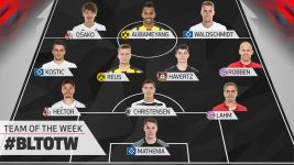 Watch: Matchday 34 Team of the Week