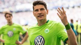Mario Gomez sounds Wolves' battle cry