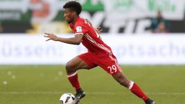 "Bayern's Coman: ""I'm here to play and win"""