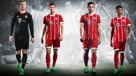 Watch: Bayern Munich kits down the years
