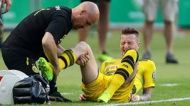 Reus injury blow