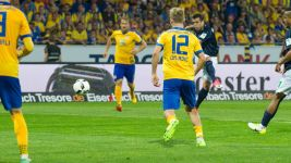 Watch: Braunschweig 0-1 Wolfsburg - highlights