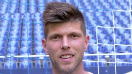 Watch: Huntelaar bids farewell to the Bundesliga