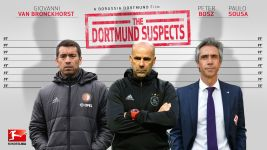 Candidates for the Dortmund job