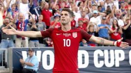 Pulisic at the double in USMNT win
