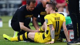 Dortmund star Reus undergoes successful surgery