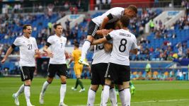Germany defeat Australia - As it happened!