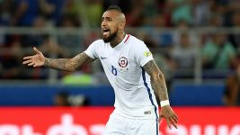 King Arturo a warrior to the core