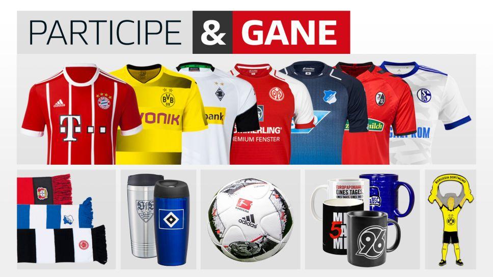 Bundesliga Calendario.Bundesliga Calendario Temporada 2017 18 Concurso Gane