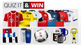 Big prizes on offer in fixture list competition!