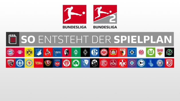 Spielplan 2te Bundesliga