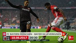 Watch: Bayern play Leverkusen on Matchday 1!