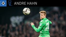 Hamburg sign Hahn from Gladbach