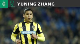 Yuning Zhang joins Werder on loan