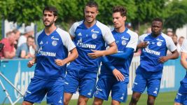 New-look Schalke aiming high