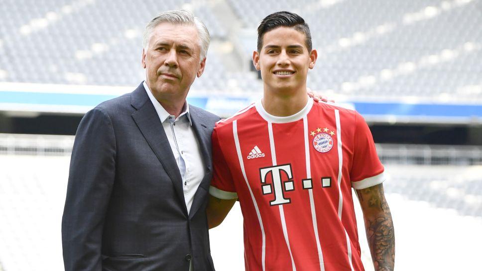 wholesale dealer 0d124 3566e Bundesliga | James Rodriguez: Colombia captain is another ...