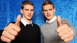 Bender twins reunited at Leverkusen