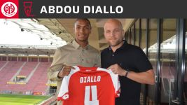 Mainz announce Abdou Diallo deal