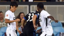 Watch: San Jose 4-1 Frankfurt highlights