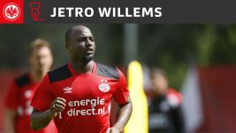 Frankfurt sign Dutch left-back Willems
