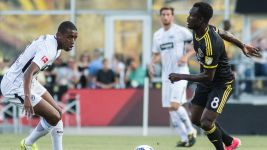 Watch: Columbus Crew 1-0 Frankfurt highlights