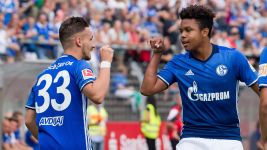 American Weston McKennie coming of age at Schalke