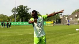 Watch: Behind the scenes at Wolfsburg's Media Day