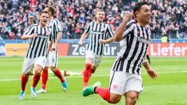 Watch: Frankfurt's top 10 goals in 2016/17