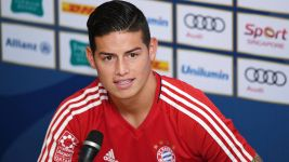 "James: ""I want to win trophies"""
